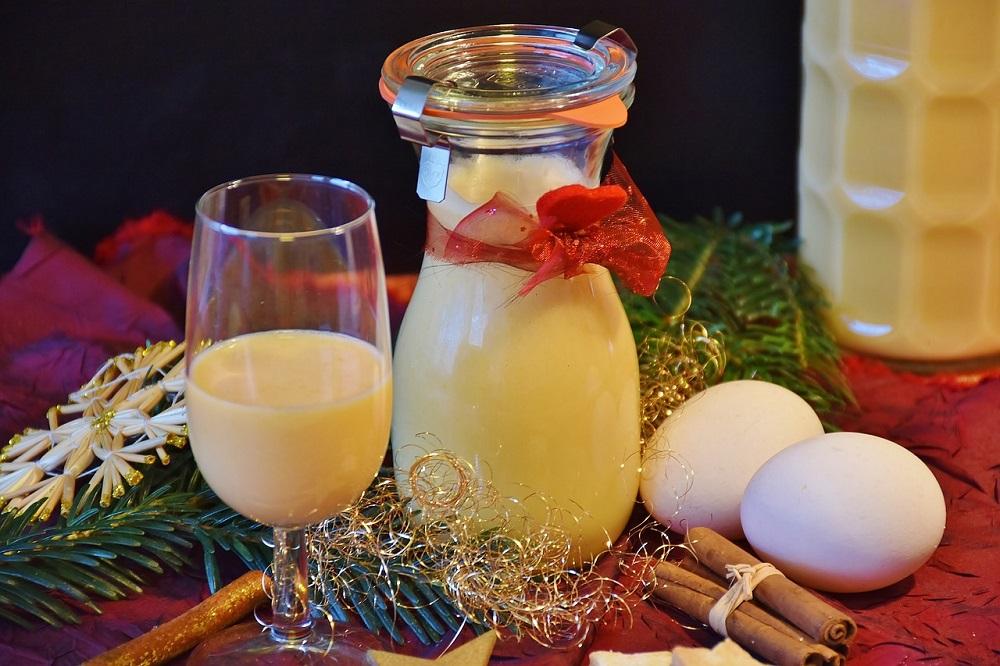 dTest: změny ve složení vaječného likéru?