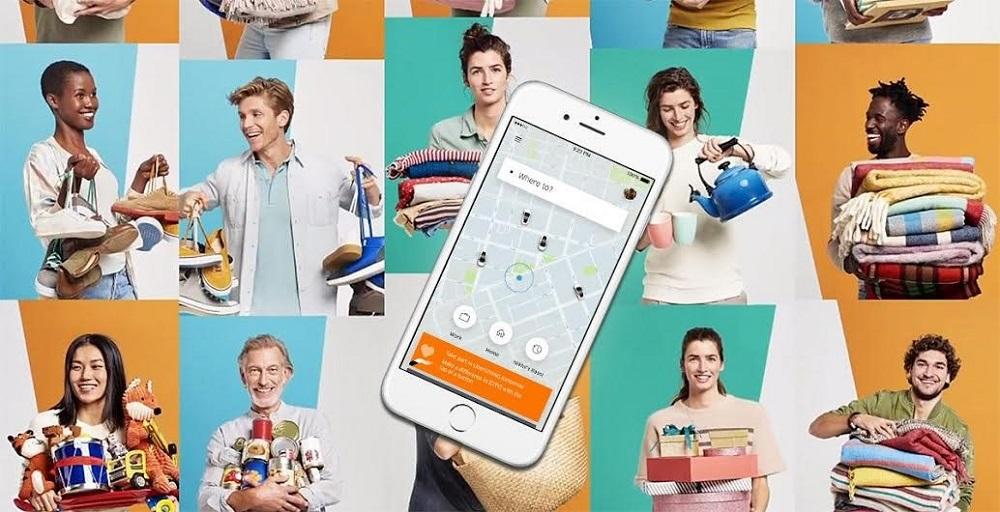Uber ve spolupráci s Potravinovou bankou Praha