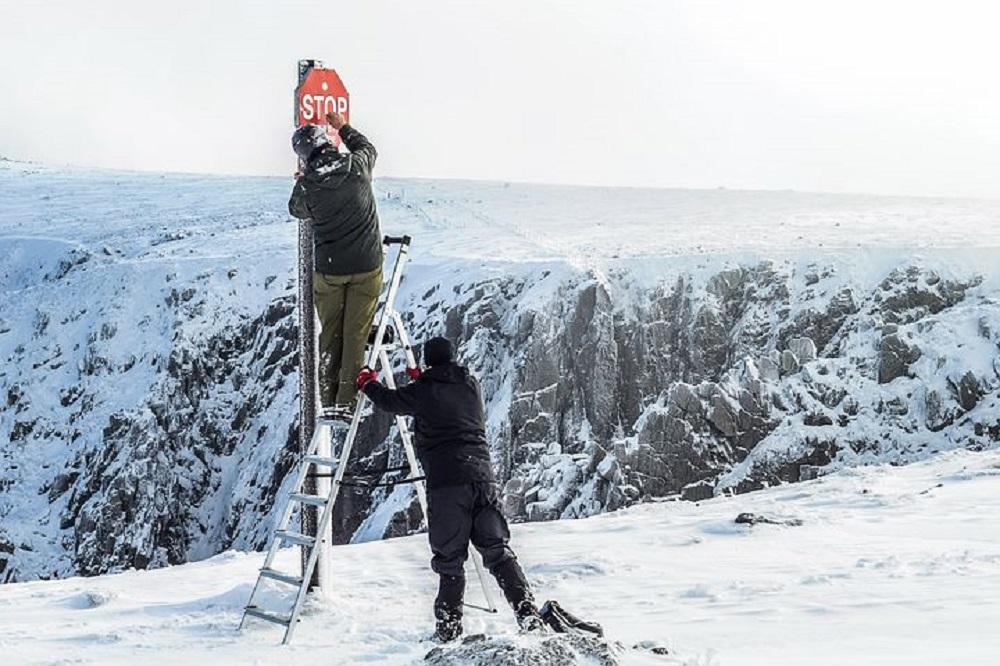 Kapacity alpských středisek jsou téměř naplněné