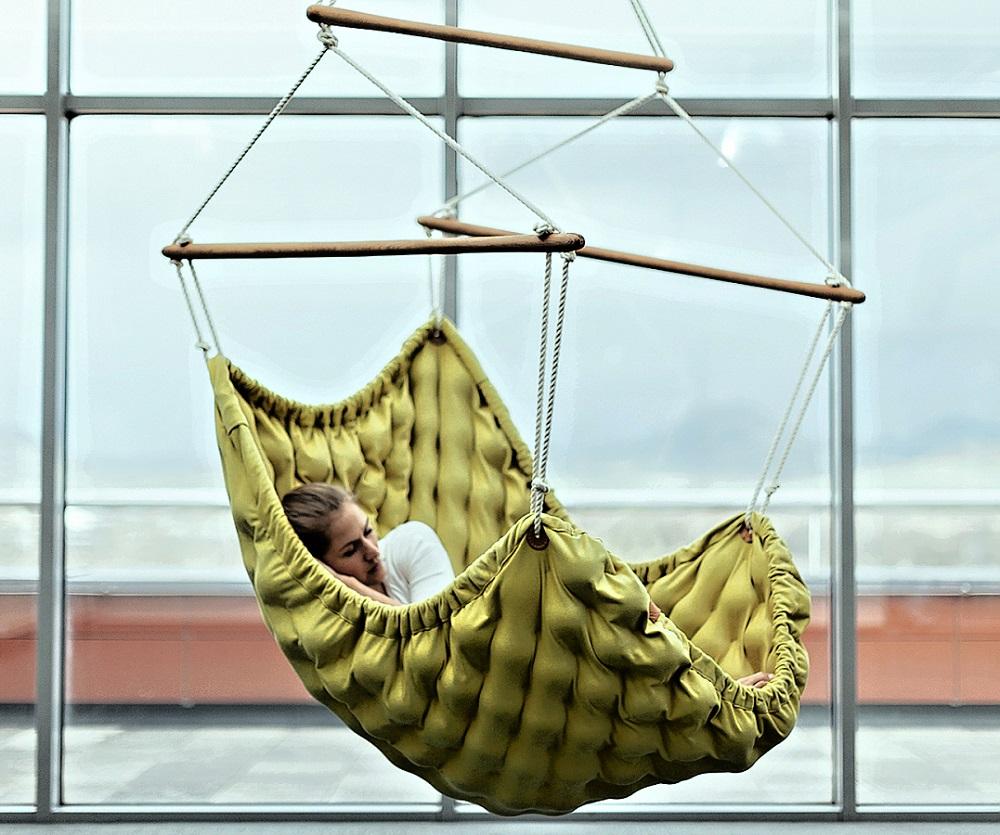 Jedinečný relaxační nábytek  LIV