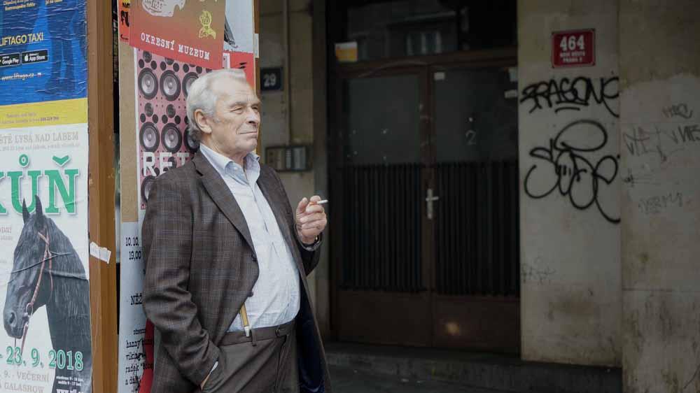 Videoklip k filmu Jiřího Mádla Na střeše