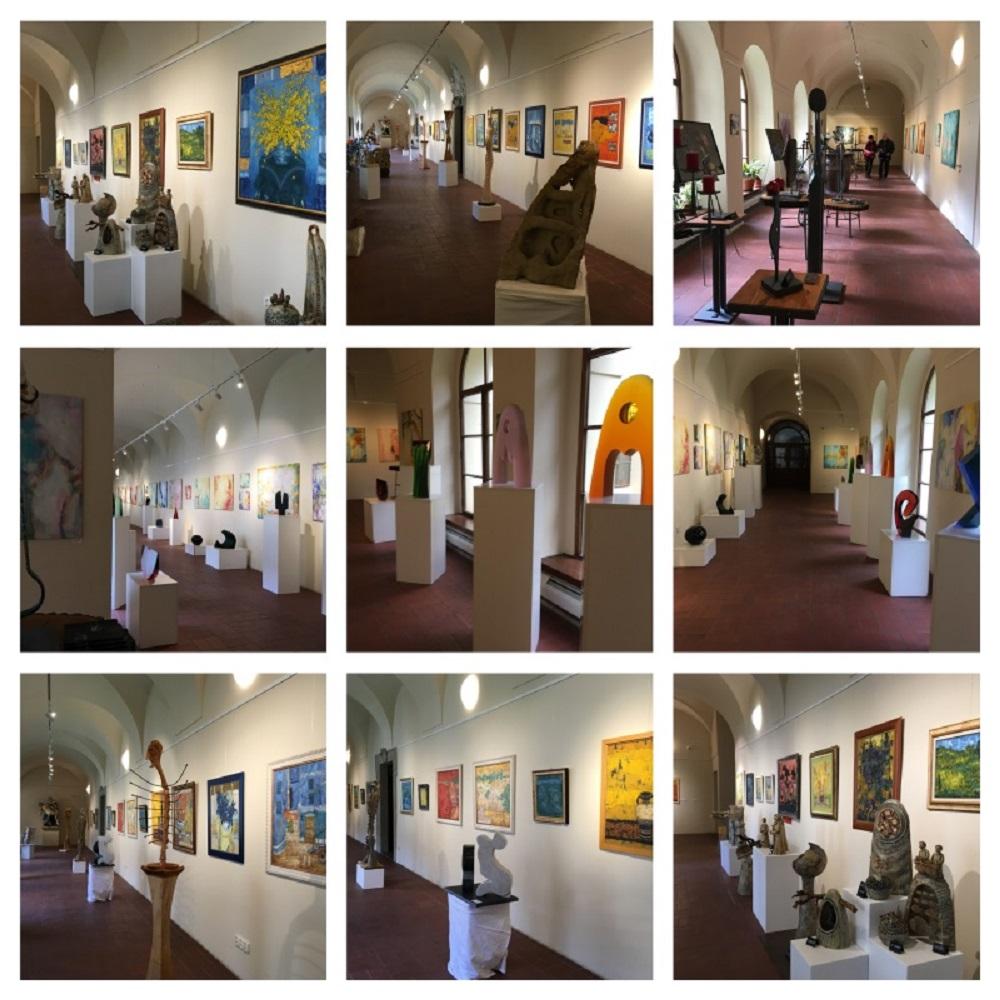 Výstava AMBIT ART podpoří dražbou vážně nemocné děti