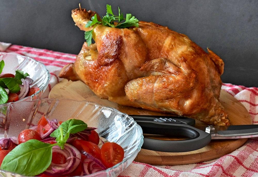 Kuře, jídlo milované Čechy