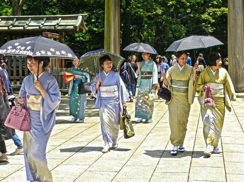První oslava muzea moderního umění v japonském Tokiu