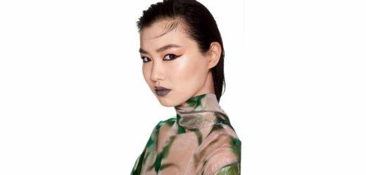 Estelle Chen se jako tvář Maybelline